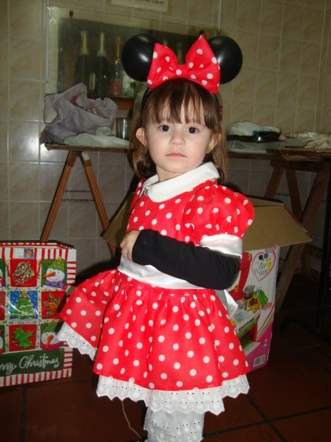 El Baúl de Pacha: Cumpleaños temático: Minnie Mouse