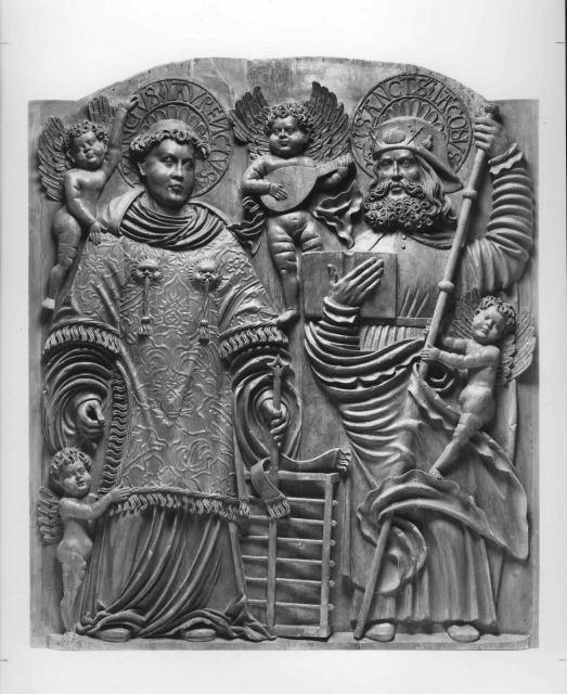 """Der Heilige """"St. Laurentius"""""""
