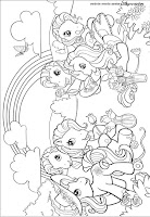 desene de colorat