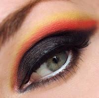 eastern makeup
