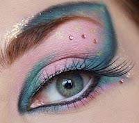 fantastic makeup look
