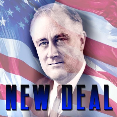 new deal In 1932, fdr was elected on a campaign promising a new deal for the american  people.
