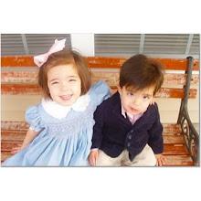 Olivia and AJ