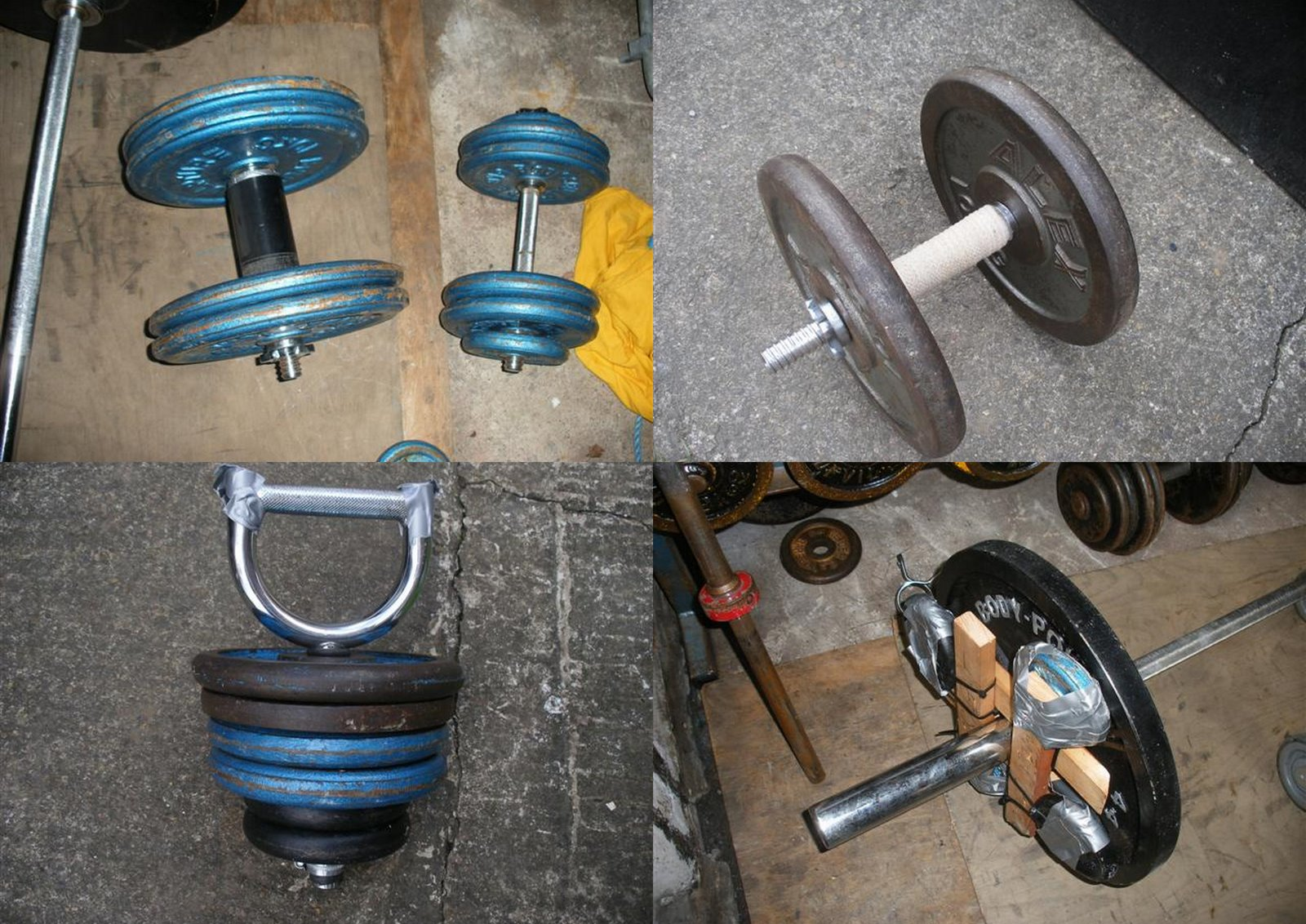 Hobo gym: more photos from r.ts gym