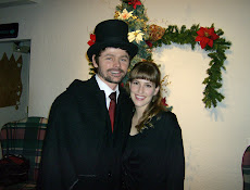 Jessica &amp; David At Christmas