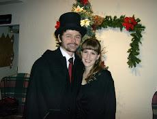 Jessica & David At Christmas
