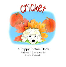 A Children's book I wrote and illustrated about my dog.  $18.00C & shipping