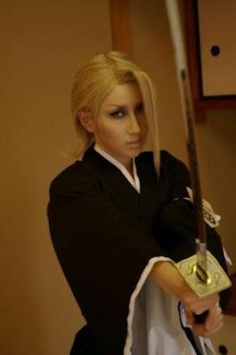 Cosplay Bleach Nadeshiko-izuru