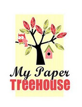 My paper tree house