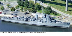 Everyone should have a hobby: The USS Slater museum