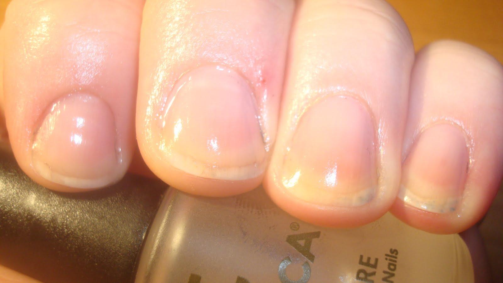 A Polish Problem: Jessica Critical Care and Nourish Nail Treatments
