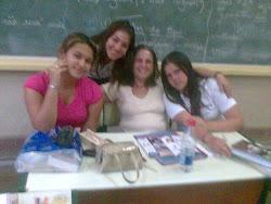 *Minhas alunas e Eu *