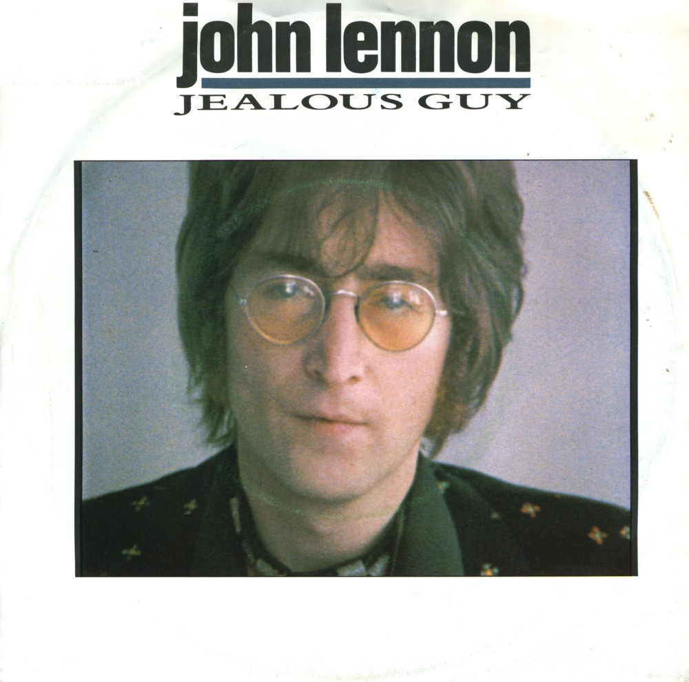 Music On Vinyl Jealous Guy John Lennon