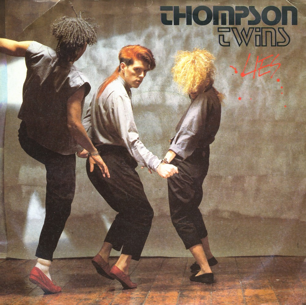 Thompson Twins In The Name Of Love 12Inch Dance Extension