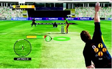 Screens Zimmer 5 angezeig: international cricket 2010 pc download