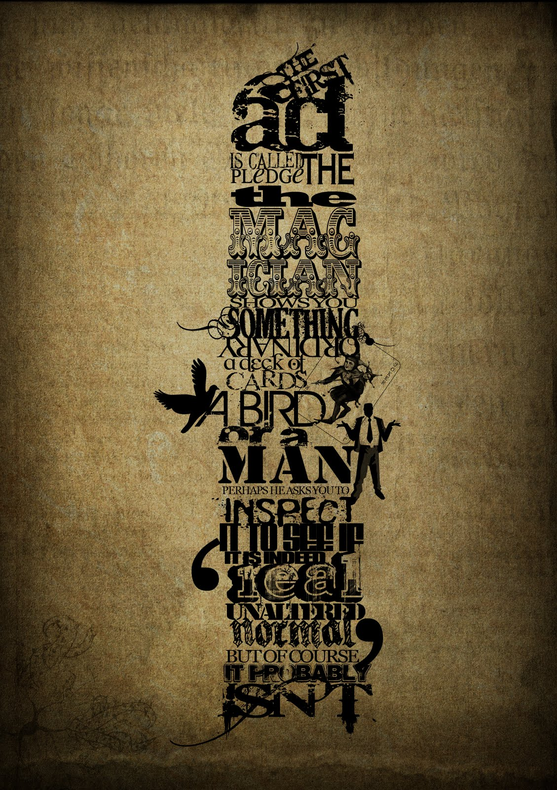 Exploring Art Typography Art