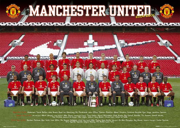 Manchester United Football Team