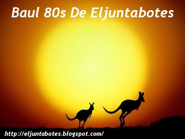 Baul 80s De ElJuntabotes