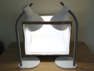 if you have a tripod for your camera then set it up in front of your light box if you donu0027t have a tripod then add one to your christmas list