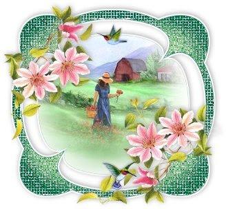 Lunedì  16 Marzo Lady+spring+scene