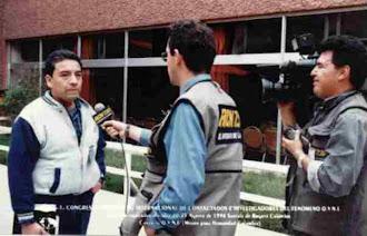 Congresso Internacional de Contactados na Colombia