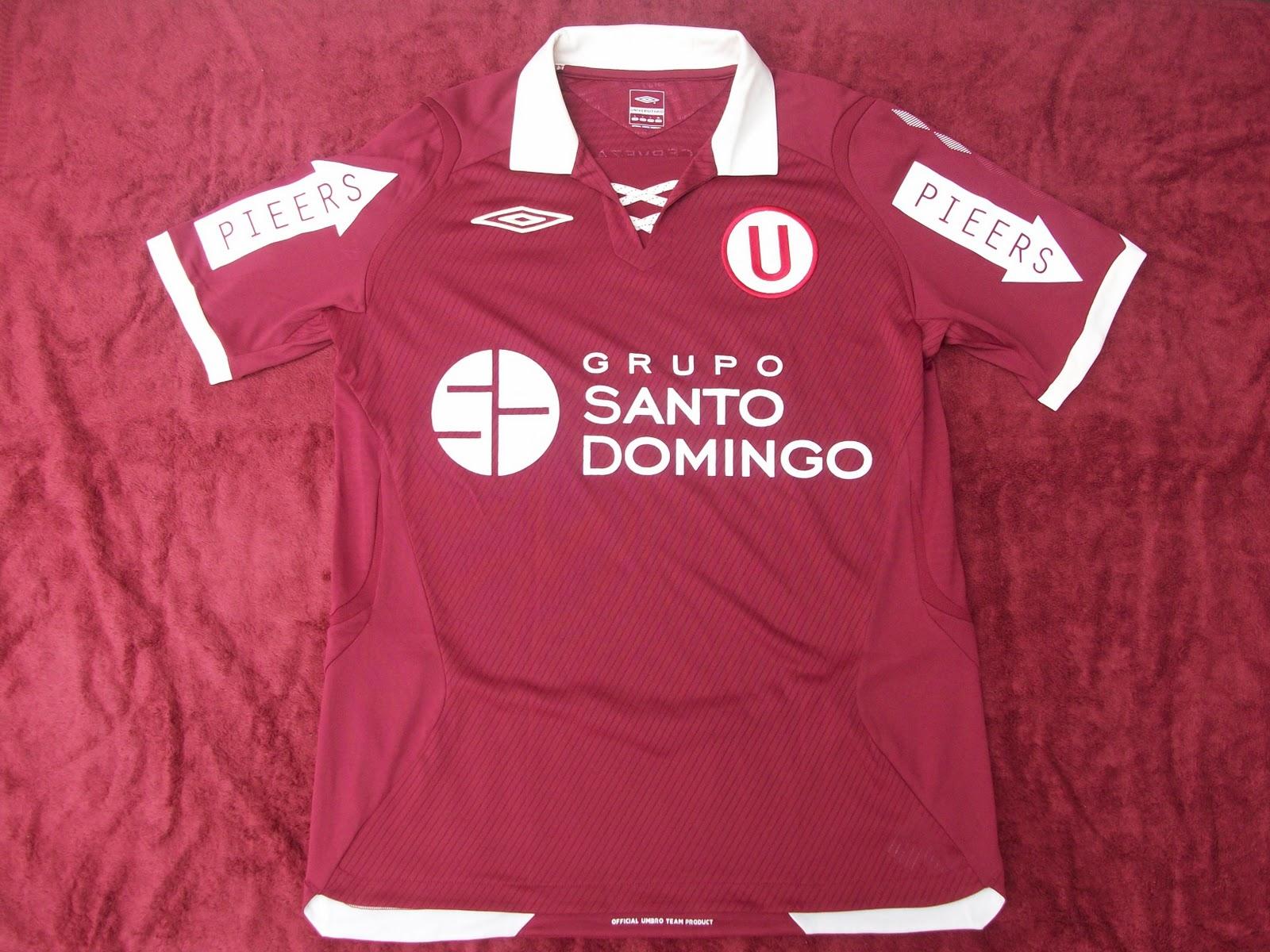 La Camiseta Crema  Camiseta Alterna - Copa Libertadores 2009 c8e330c38244a