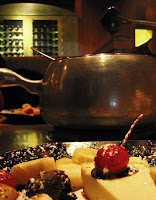 the krazy coupon free chocolate fondue for two
