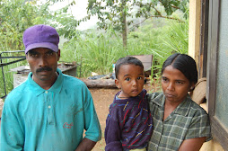 workers family in the farm
