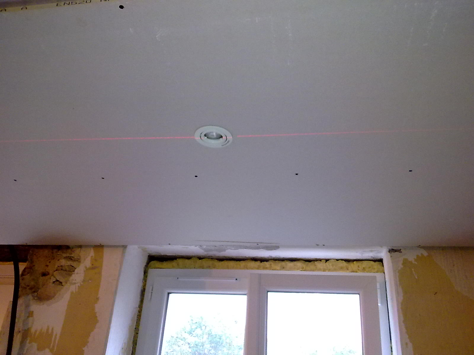 La maison de cuhon faux plafond acte iv j 15 for Maison faux plafond