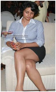 crossed legs in nylons