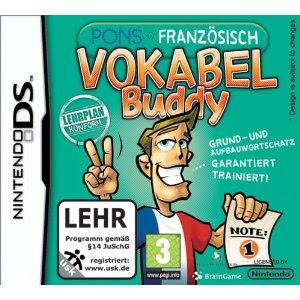 Vokabel Buddy - Franzoesisch