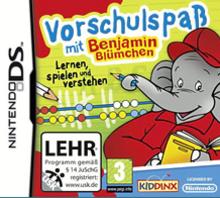 Benjamin Bluemchen Vorschulspass