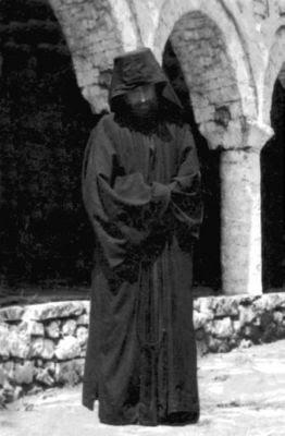 Cuviosul Paisie Aghioritul - la Sf. Manastire Stomio din Konita