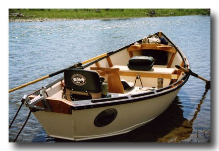 Drift Boat Plans: McKenzie River Drift Boat Plans