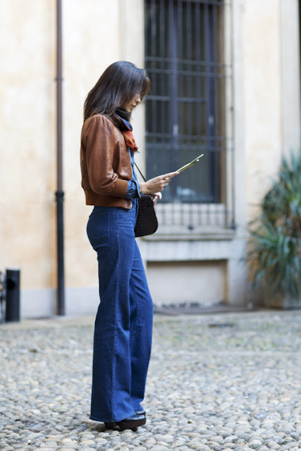 exPress-o: Trend: Flared Pants