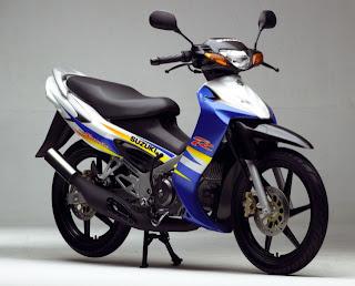 Suzuki Satria R 120   Mulyono Blogs