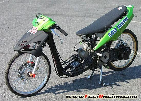 Gambar Modif Modifikasi Modification Yamaha Mio Soul ...