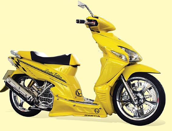 Gallery Pictures MotorBike: Honda Vario