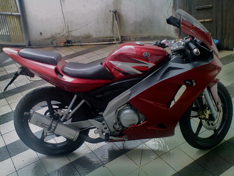 Cara Modif Motor Yamaha Vixion