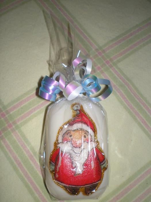 Sabonete de Oferta de Natal