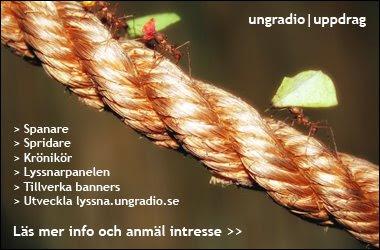 Små och stora uppdrag. Vill du hjälpa ungradio?
