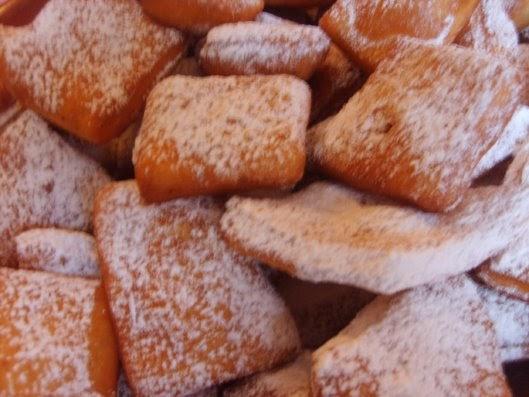 Le chaudron magique beignets du boulanger p te la map et congel e - Pate a beignet avec levure de boulanger ...