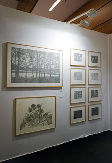 Richard Müller: Salon du dessin contemporain 2010
