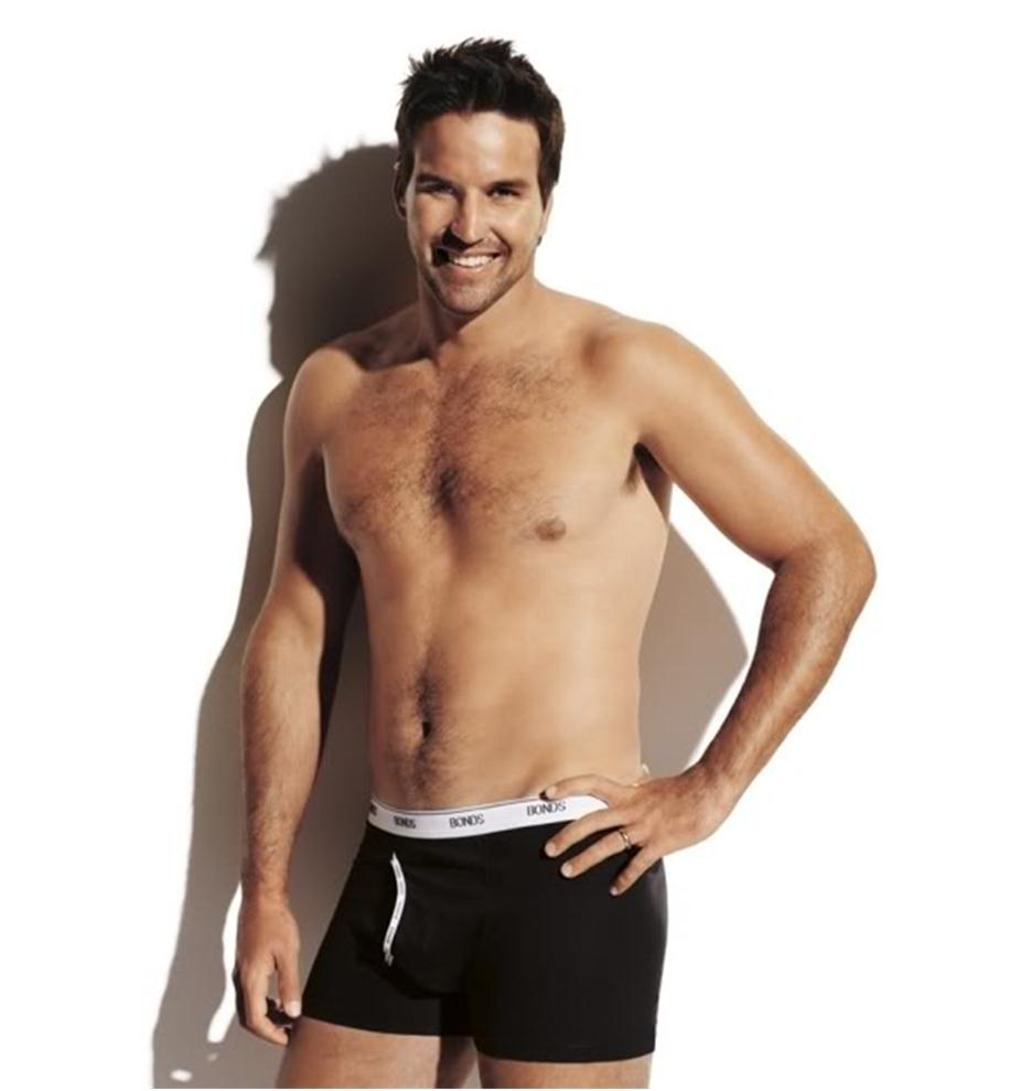 The Pink Heart Society MALE ON MONDAY Pat Rafter