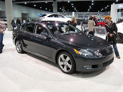 Lexus GS350. It offers everything that Gwaneum One offers, with the added