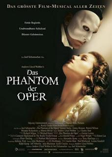 O Fantasma da Ópera DVDRip RMVB Legendado