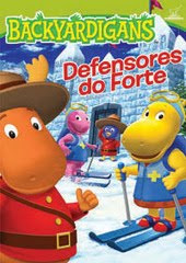 Download Backyardigans: Os Defensores do Forte   Dublado