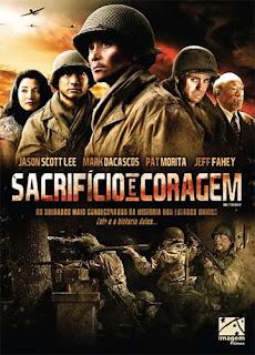 Filme Poster Sacrifício E Coragem DVDRip XviD Dual Audio & RMVB Dublado