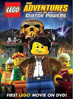 Baixar Filme - Lego: As Aventuras dos Clutch Powers Dublado RMVB