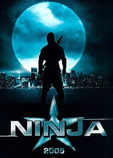 Filme poster Garota Ninja DVDRip XviD AC3-ViSiON